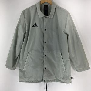 Adidas M Gray Tango Stadium Jacket CZ3974